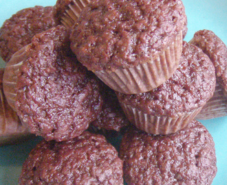 The Food Desert Project: Beet-Red Velvet Cupcakes (Vegan)