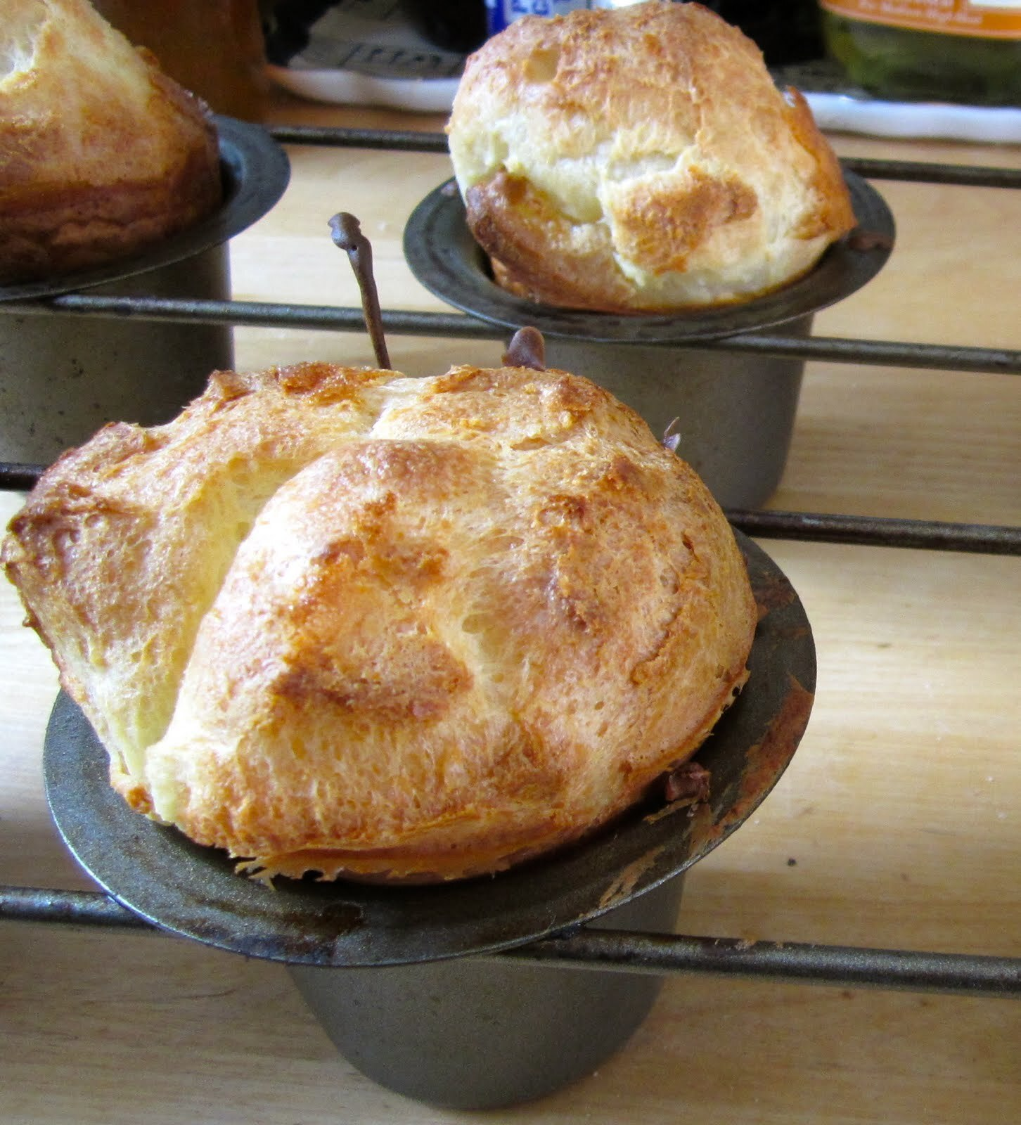 WORLD'S BEST POPOVERS - AND SO EASY!