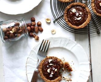Spiced & Salted Pumpkin Pie Minis