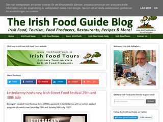 Irish Food Guide