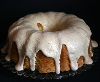 Cream Cheese Bundt Cake with Brown Butter Frosting