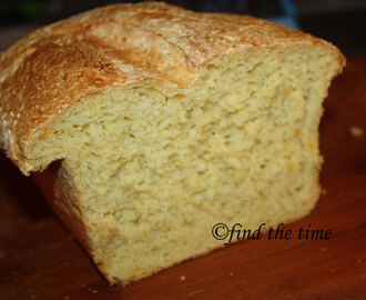 Orange Yeast Bread