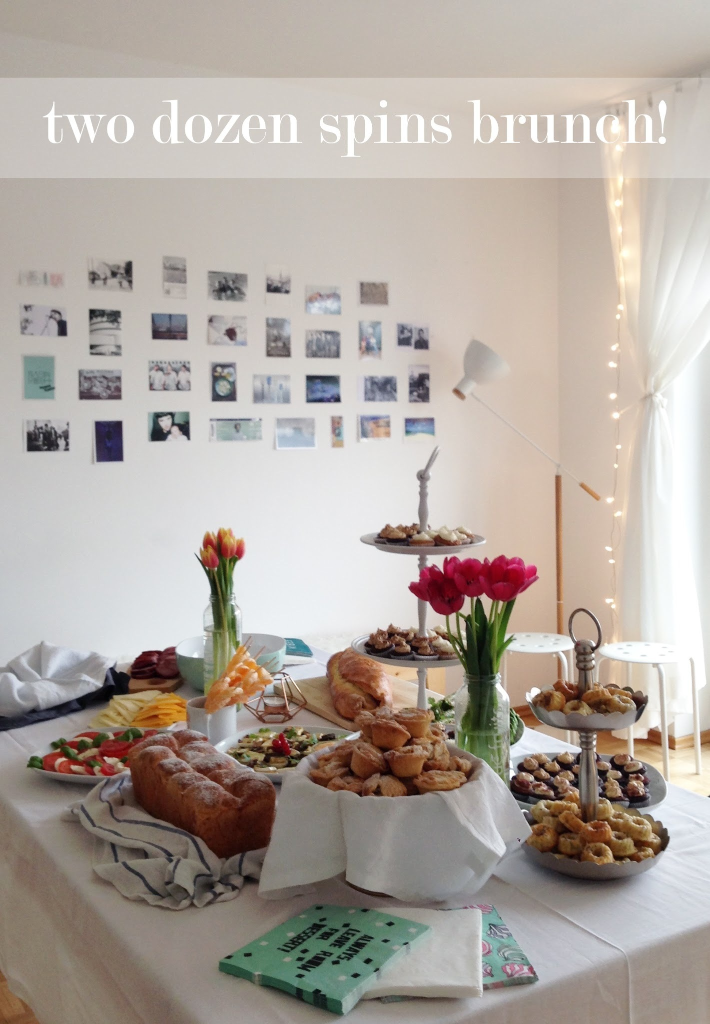 ideas and inspiration: brunch is the new black! { how to plan a brunch party }