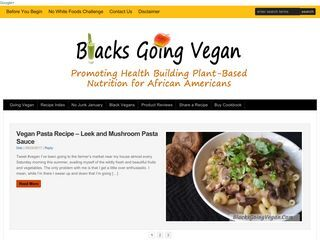 blacksgoingvegan.com