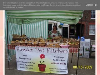 FLOWER POT KITCHEN