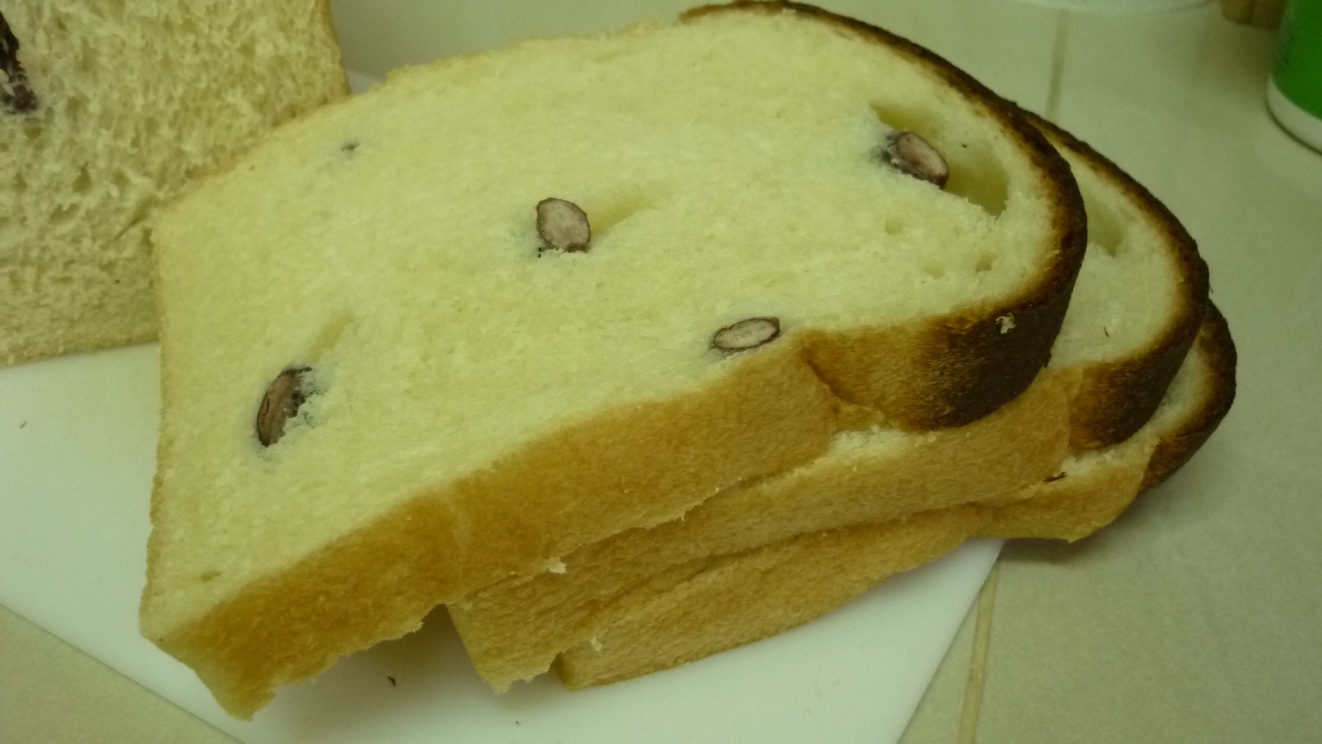 Red Bean Loaf