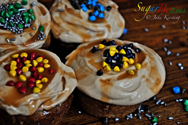 ~Fairy Spun~ :  Harry Potter Pumpkin Juice Butterbeer Muffins