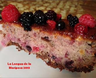 TARTA DE FRUTAS DEL BOSQUE Y CHOCOLATE BLANCO