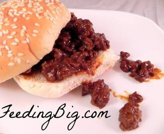 Sloppy Joes - The best!