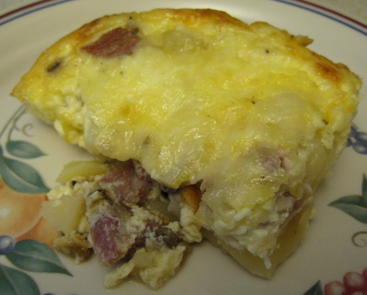 Weekend Recipe Review - Julia Child's Ham and Potato Casserole