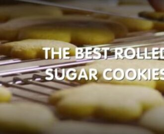 The Best Sugar Cookie Recipe And Just So Easy