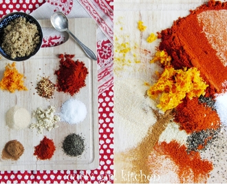 the Colors of Spice and the Secret in the Sauce...