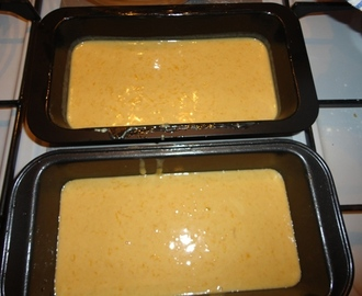 Pumpkin Bread Pudding ~ Part 1