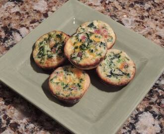 Mini Quiches…The Perfect Appetizer