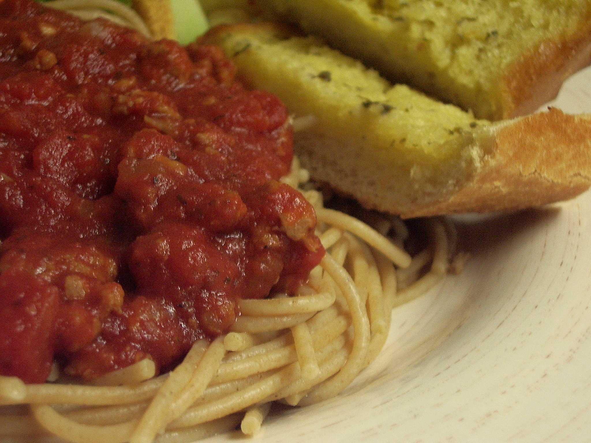 Mother Hubbard's Spaghetti Sauce