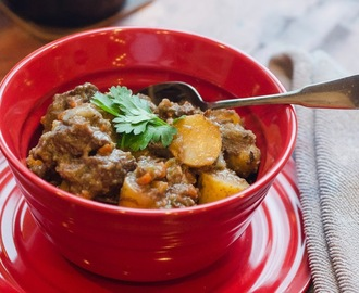 Slow Cooker Beef Burgundy Recipe