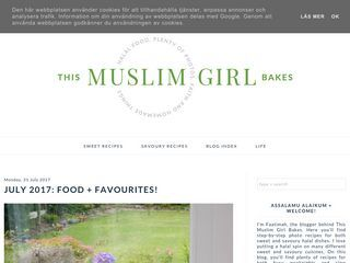 This Muslim Girl Bakes