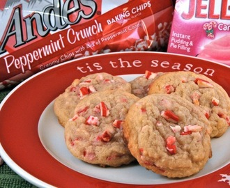 12 Days of Christmas Cookies: Candy Cane Cookies