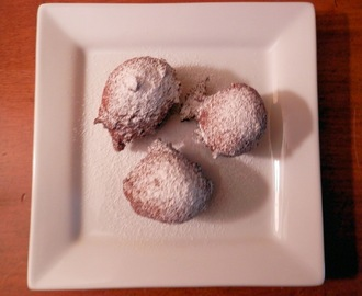 The Nutella Chronicles: Nutella Ricotta Zeppoles, Week One