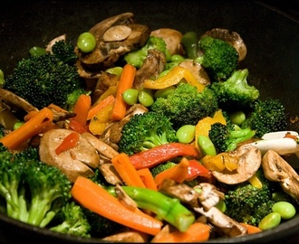 How to 10 Minute Stir Fry