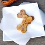 Day 19 – Pumpkin, Apple and Peanut Butter Dog Cookies
