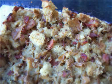 Bacon and Sage Stuffing