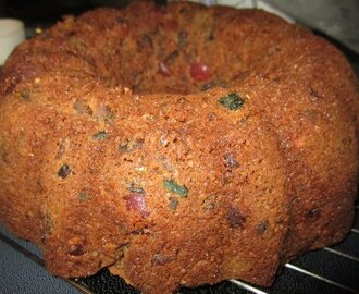 Ever-so-easy Fruitcake