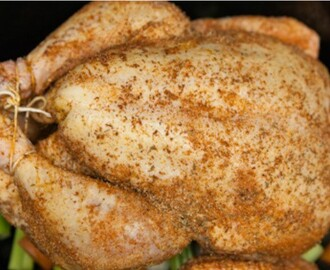 This Juicy Whole Chicken Will Always Be A Classic Family Favorite!
