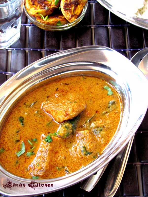 Simple Fish Kurma