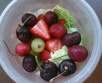 What's For Lunch Wednesday, Fruit Bowl