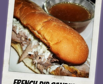 French Dip Sandwiches...