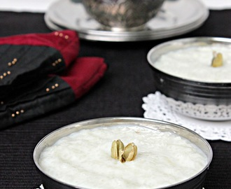 Rice Kheer (Pudding)