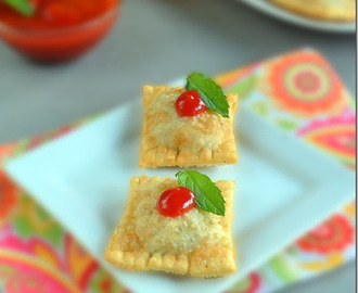 Cheesy Paneer Squares–Snacks Recipe
