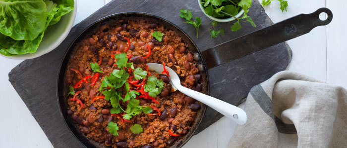 Easy Chilli Con Carne | Food in a Minute
