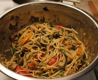 How to Make Pasta Primavera