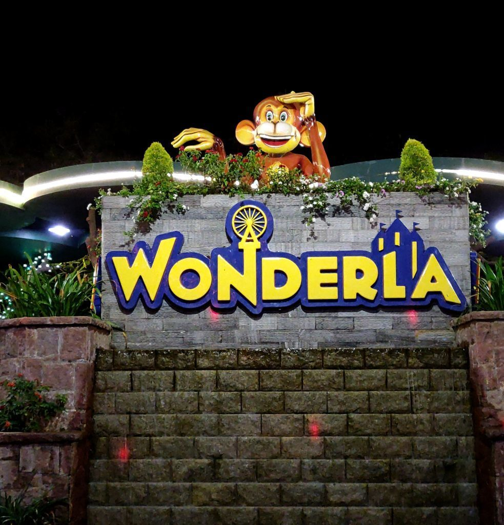 WONDERLA PARK AND RESORT – A PERFECT DAYOUT AT BANGALORE !!!