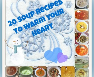 20 Soup Recipes to Warm Your Heart