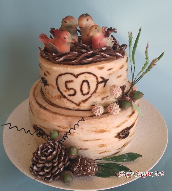 "Torta "" 50° Compleanno"""