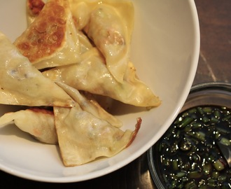 Vegetarian Pot Stickers