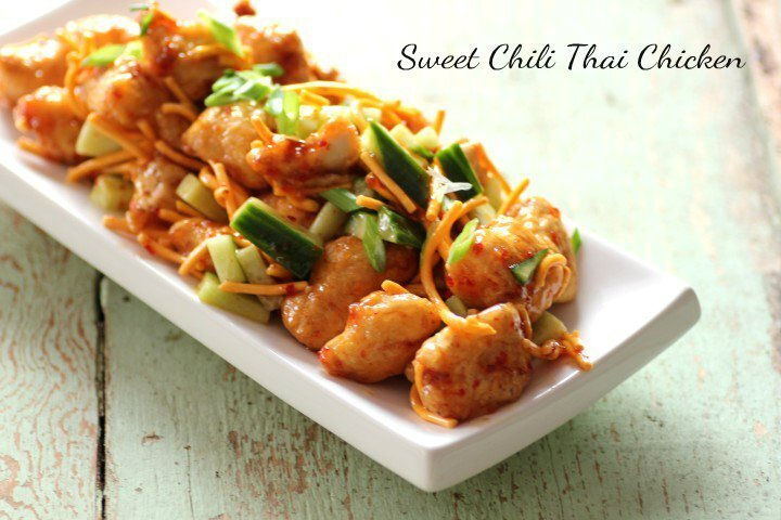 VH Tour Sweet Thai Chili Chicken