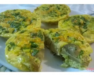 Mini quiches leves