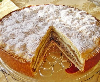 GERMAN NEW YEAR'S CAKE
