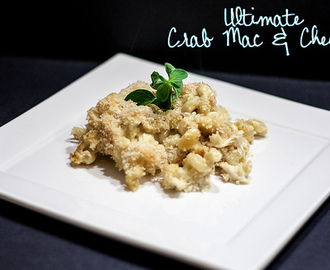Ultimate Crab Macaroni & Cheese