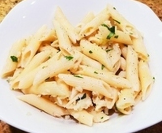 Pasta with Cauliflower and Anchovy Sauce Recipe