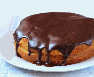 Boston Cream Pie (Pastel de Crema)