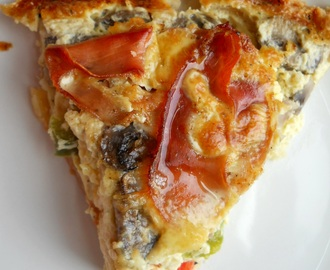 Easter Sunday Quiche