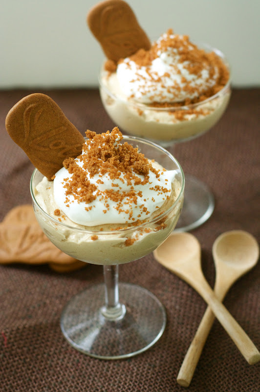 Cookie Butter Parfaits with COOL WHIP Whipped Topping