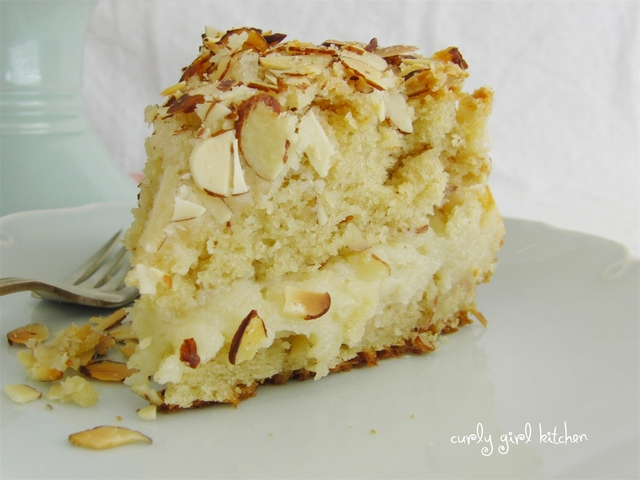 Almond Cream Cheese Coffee Cake