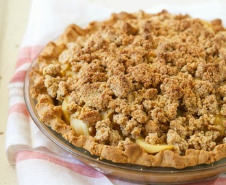 Apple Pie (Grain-Free, Paleo, Gluten Free)