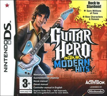 Guitar Hero - on Tour - Modern Hits